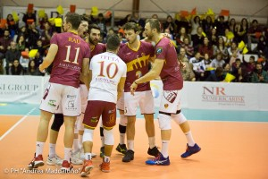 17/03/2019 Roma Volley vs BCC Leverano