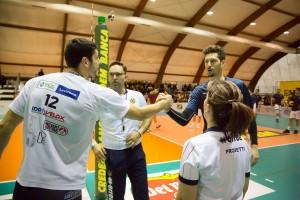 17/03/2019 Roma Volley vs BCC Leverano