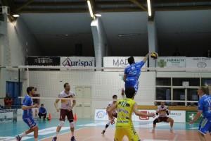 24/03/2019 Aurispa Alessano vs Roma Volley