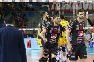 31/03/2019 Cucine Lube Civitanova vs Calzedonia Verona