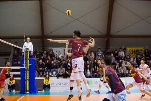 30/03/2019 Roma Volley vs Conad Reggio Emilia