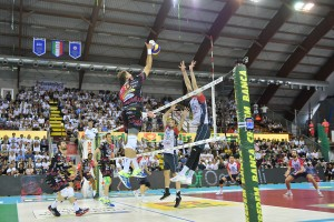 31/03/2019 Sir Safety Conad Perugia vs Vero Volley Monza