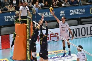 31/03/2019 Olimpia Bergamo vs Tipiesse Cisano Bergamasco
