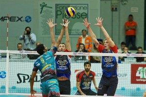 07/04/2019 Vero Volley Monza vs Sir Safety Conad Perugia