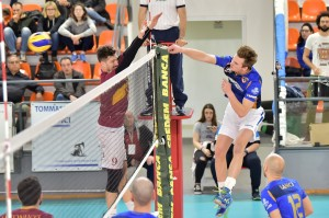 14/04/2019 Sieco Service Ortona vs Roma Volley