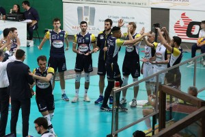 10/04/2019 Materdominivolley.it Castellana Grotte vs Monini Spoleto (ph. Nicola Mastronardi)