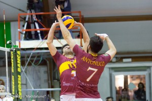 10/04/2019 Roma Volley vs Sieco Service Ortona