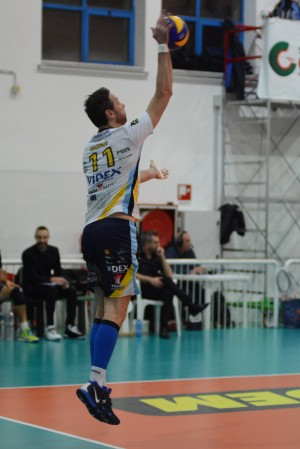 11/04/2019 BCC Leverano vs Videx Grottazzolina