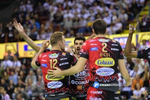 16/04/2019 Sir Safety Conad Perugia vs Azimut Leo Shoes Modena