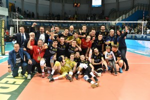 18/04/2019 Olimpia Bergamo vs Pool Libertas Cantù