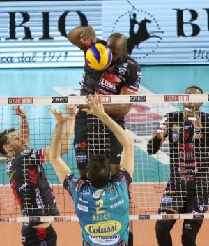 05/05/2019 Cucine Lube Civitanova vs Sir Safety Conad Perugia