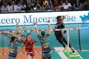 11/05/2019 Cucine Lube Civitanova vs Sir Safety Conad Perugia