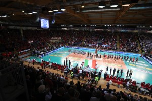 11/05/2019 Play Off Scudetto Credem Banca Cucine Lube Civitanova vs Sir Safety Conad Perugia